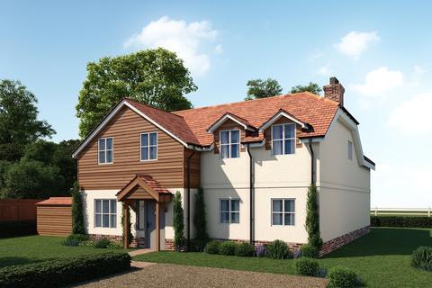 3 bedroom detached house for sale - The Shires, Manor Road, Sherborne St John, RG24