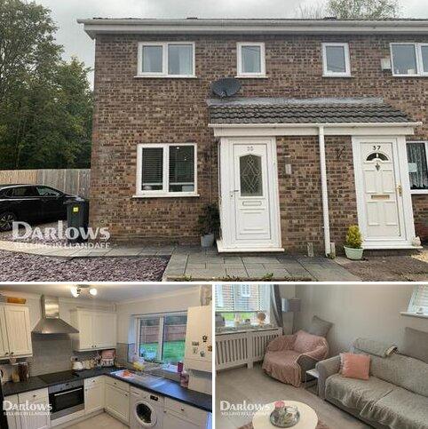 2 bedroom semi-detached house for sale - Bryn Derwen, Cardiff