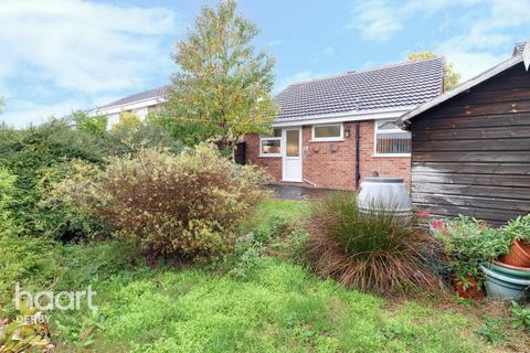 2 bedroom detached bungalow for sale - Gairloch Close, Stenson Fields