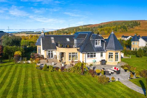 5 bedroom detached house for sale - Anacail, 22 Braeside, Auchterhouse, Dundee, DD3
