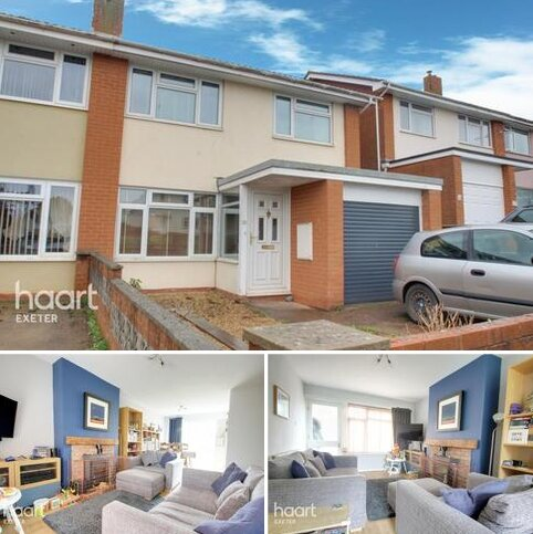 3 bedroom end of terrace house for sale - Chancel Lane, Exeter