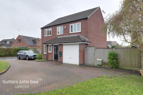 4 bedroom detached house - Stallington Road, Stoke-On-Trent