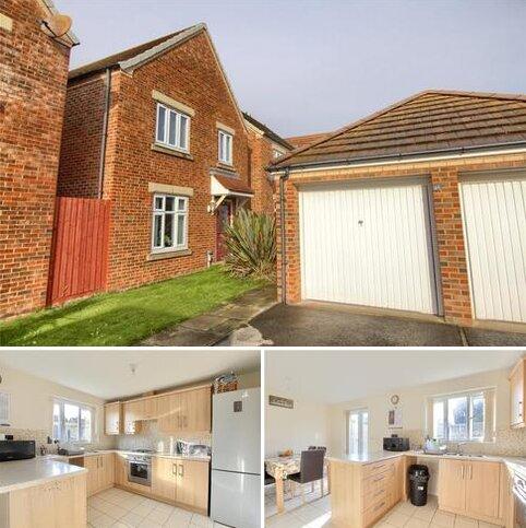 4 bedroom detached house for sale - Raines Court, Longlands