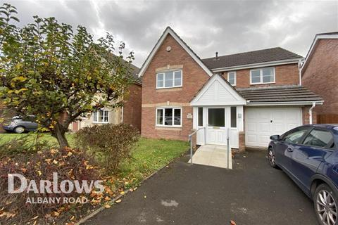 4 bedroom detached house to rent - Treseder Way