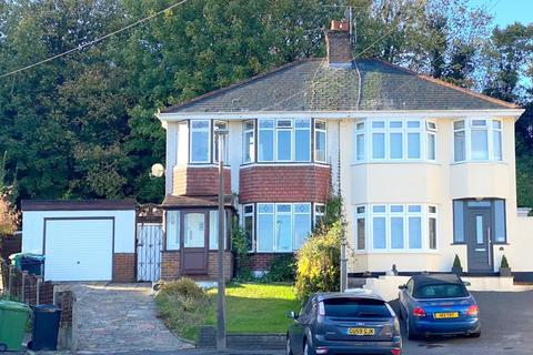 3 bedroom semi-detached house for sale - Alby Road, Branksome, Poole, Dorset, BH12 1NY
