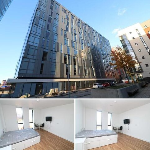 Studio for sale - Plaza Boulevard, Liverpool