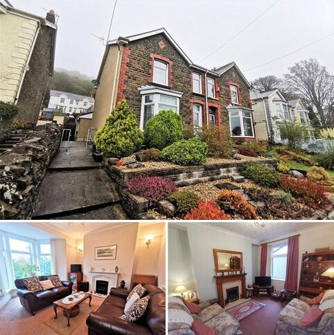 4 bedroom semi-detached house for sale - Western Road, Pontardawe, Neath and Port Talbot.