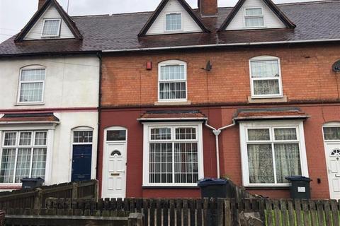 3 bedroom terraced house to rent - Richmond Avenue, Homer Street, Birmingham, B12