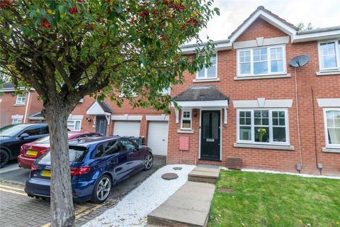 3 bedroom terraced house for sale - Regent Close, Edgbaston, Birmingham, B5