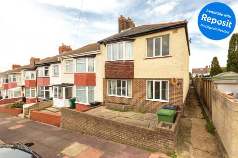 5 bedroom end of terrace house to rent - Crayford Road, Brighton, BN2