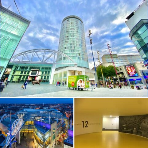 1 bedroom apartment to rent - The Rotunda , New St, Birmingham City, Birmingham B2