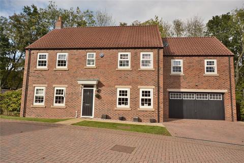 5 bedroom detached house for sale - Castle Court, Scarcroft, Leeds, West Yorkshire