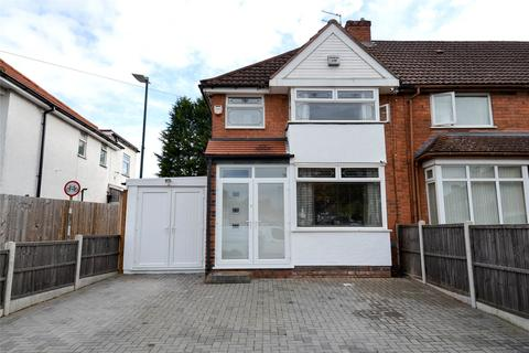 2 bedroom end of terrace house for sale - Kingswood Road, Northfield, Birmingham, B31