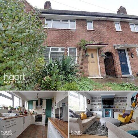 2 bedroom terraced house for sale - Wakefield Road, Northampton