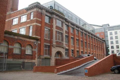 1 bedroom flat - The Chimney, 5 Junior Street, Leicester, LE1 4QD