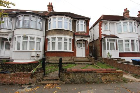 4 bedroom end of terrace house to rent - Tottenhall Road, Palmers Green, London, N13