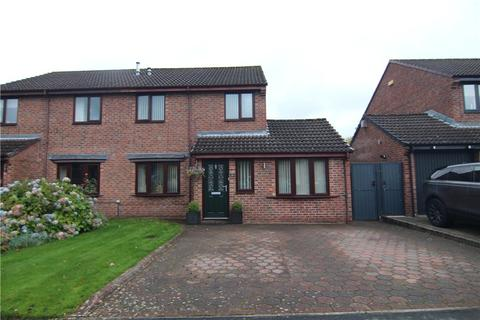 3 bedroom semi-detached house for sale - Greenwell Park, Lanchester, Durham, DH7