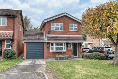 3 bedroom detached house for sale - Beaumont Lawns, Marlbrook, Bromsgrove, B60 1HZ