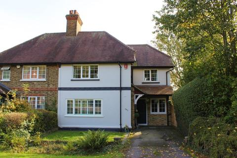 3 bedroom semi-detached house for sale - Monkhams Lane, Woodford Green
