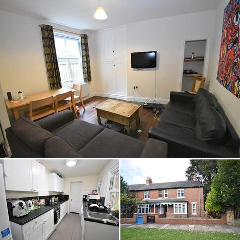 6 bedroom house share to rent - Gladstone Villas, Durham