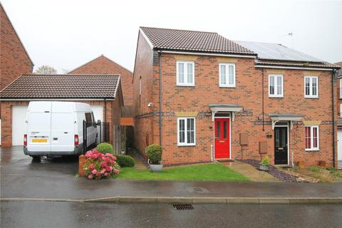 3 bedroom semi-detached house for sale - Deepdale Drive, Consett, County Durham, DH8