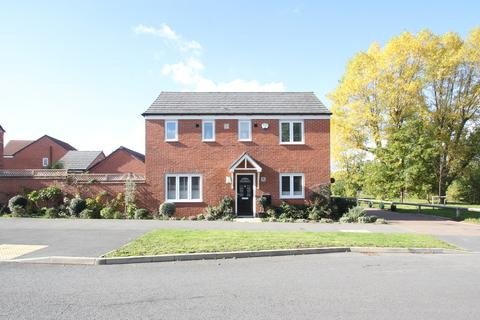 3 bedroom detached house for sale - Astoria Drive, Bannerbrook Park, Coventry