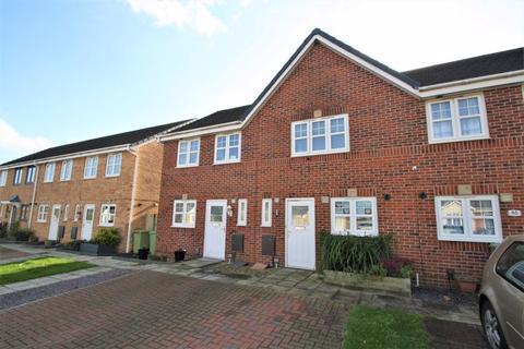 2 bedroom terraced house for sale - Faraday Drive, Stockton, TS19 8NY