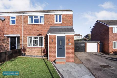 3 bedroom semi-detached house for sale - Broughton Close, Taunton