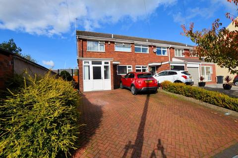 3 bedroom end of terrace house for sale - Bissell Street, Quinton
