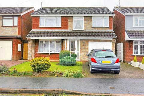 4 bedroom detached house for sale - SPARROW CLOSE, WEDNESBURY, WS10 9QJ