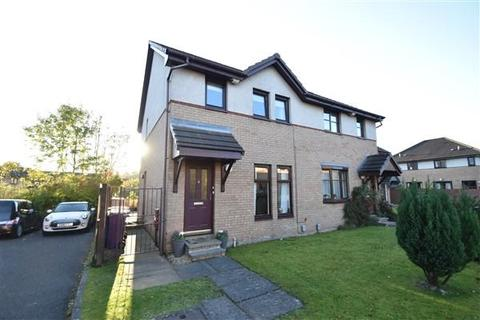 3 bedroom semi-detached house for sale - Temple Locks Court, Anniesland, Glasgow, G13 1JS
