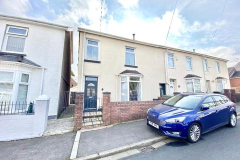 3 bedroom end of terrace house for sale - Foundry Road, Hirwaun, Aberdare, CF44 9RA