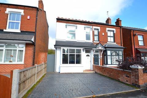 4 bedroom semi-detached house for sale - Taylor Road, Kings Heath, Birmingham, B13