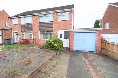 3 bedroom semi-detached house for sale - Shallmarsh Road, Bebington