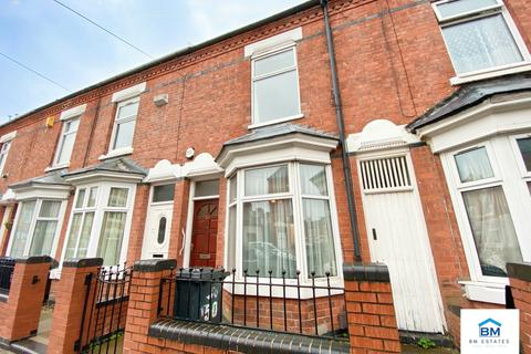 3 bedroom terraced house to rent - Ventnor Street, Leicester, LE5