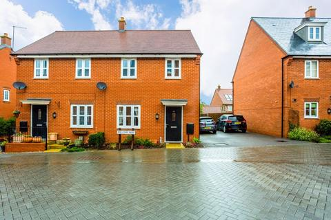 2 bedroom semi-detached house for sale - Pillow Way, Buckingham