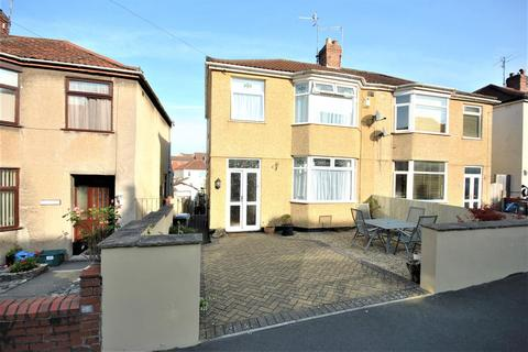 3 bedroom semi-detached house for sale - Park Avenue, St. George, Bristol