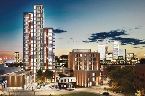 2 bedroom apartment for sale - Plot B37, Lime Quarter Tower Type 14 at Lime Quarter, Devons Road, London E3