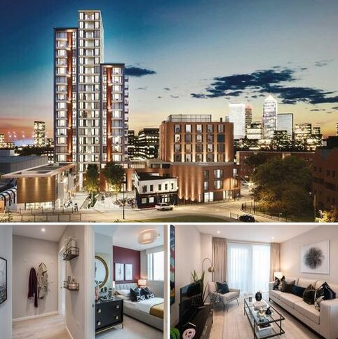 2 bedroom apartment for sale - Plot B37, Lime Quarter Tower Type 14 at Lime Quarter, Devons Road, London E3