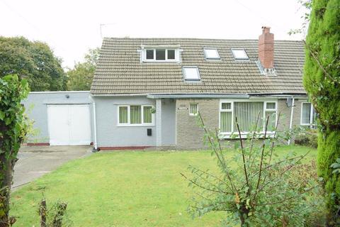 3 bedroom semi-detached bungalow - Cwmbach Road, Fforestfach