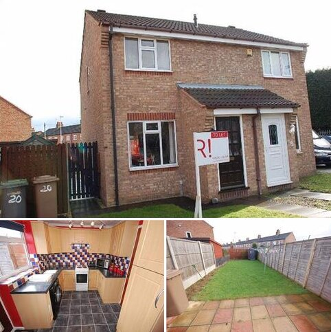 2 bedroom semi-detached house to rent - Linnet Way Sleaford