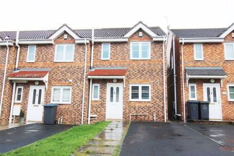 3 bedroom semi-detached house to rent - The Woodlands, Langley Park