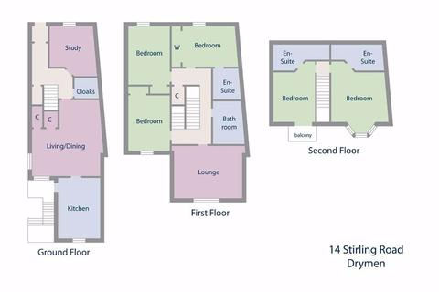 Land for sale - Stirling Rd, Drymen