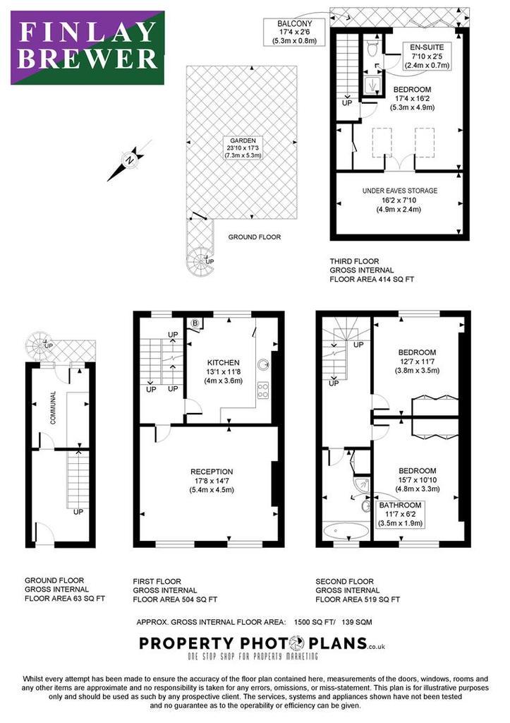 Floorplan: Caithness Road