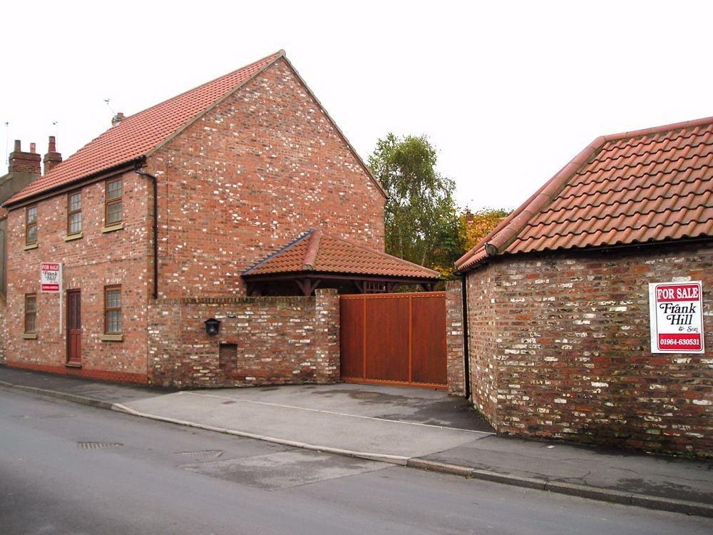 4 Bedrooms Detached House for sale in Greenshaw Lane, Patrington