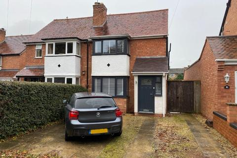 2 bedroom semi-detached house to rent - Lodge Road, Knowle, Solihull, B93 0HG