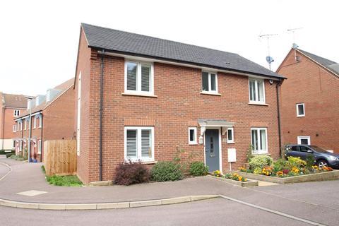 4 bedroom detached house for sale - Winchcombe Meadows, Oakridge Park, Milton Keynes