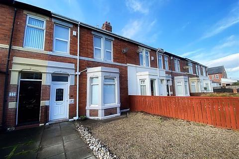 3 bedroom terraced house for sale - Hollywood Avenue, Walkerville, Newcastle, NE6