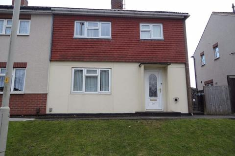 3 bedroom semi-detached house to rent - Middlepark Road, Dudley