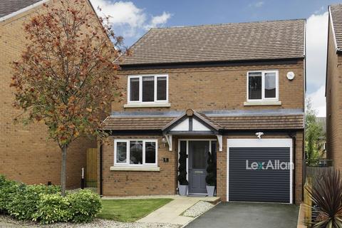 4 bedroom detached house for sale - Guardians Walk, Stourbridge